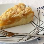 Apfel-Vanille Kuchen mit Streuseln