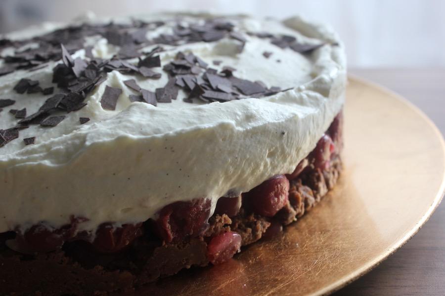 Kirsch-Sahne-Torte 1