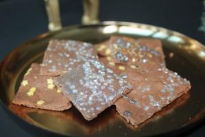 Schokoladen-Ingwer-Kekse