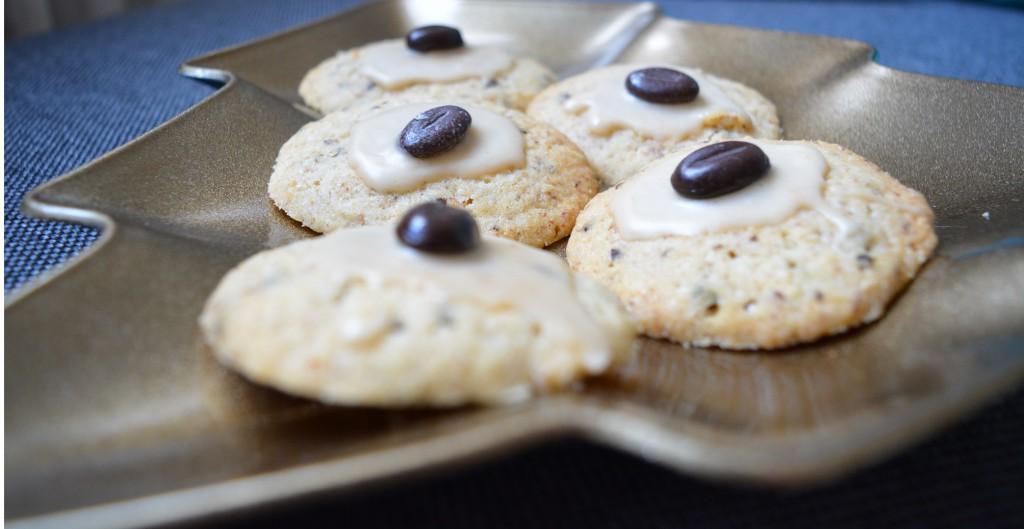 Mokkaplätzchen - Die oerfekte Mischung auf Kaffee unsc Schokolade zur Weihnachtszeit