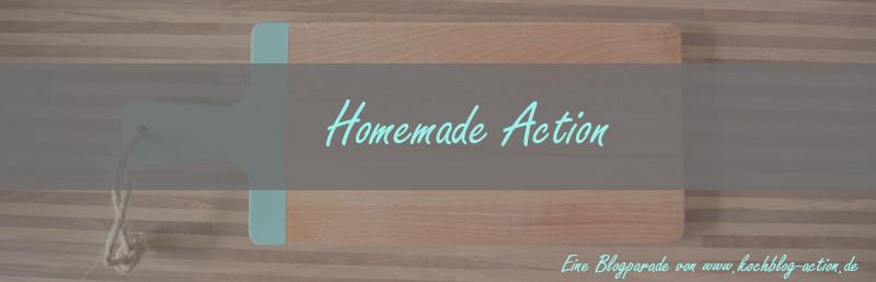 Homemade Action: Eine Blogparade